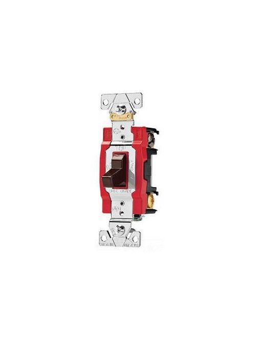 Arrow Hart Wiring AH1224V 20 Amp 120/277 VAC 4-Way Ivory Toggle Switch