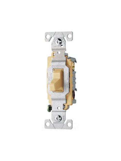 Arrow Hart Wiring CS315V 3-Way 15 Amp Toggle Switch