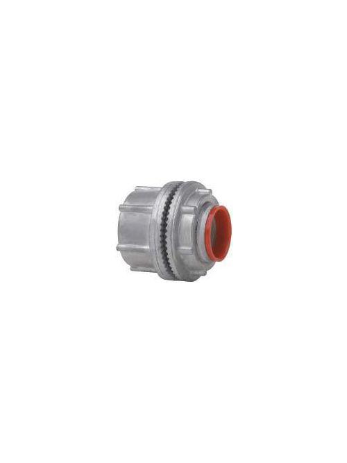 Crouse-Hinds Series ST 9 3-1/2 Inch Zinc Screw Tight Conduit Hub