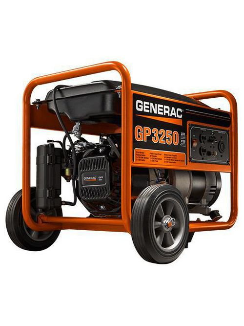 Generac 5982 3250 watt GP Series Portable Generator