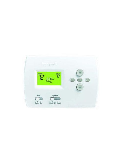 Honeywell TH4110D1007 1 Amp 20 to 30 VAC 50 to 99 Degrees F 1-Heat 1-Cool Thermostat