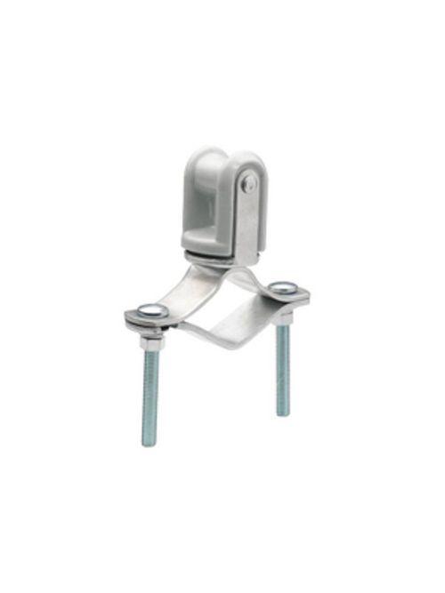 """Bridgeport MWH-1 1-1/4""""-3"""" Mast Wire Holder, Adjustable, Porcelain"""