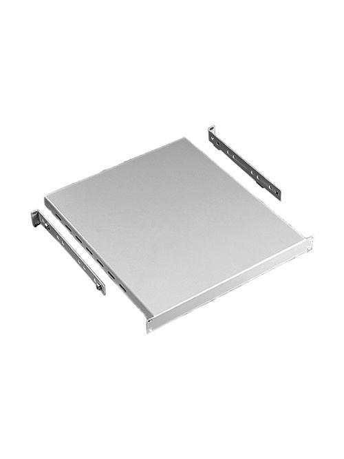 Hoffman P23SH68B 19.68 x 21.32 Inch 14 Gauge Steel Rack Mount Adjustable Shelf