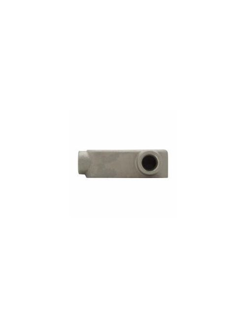 Crouse-Hinds Series LR19 1/2 Inch Copper Free Aluminum Mark 9 Type LR Threaded Rigid Conduit Body