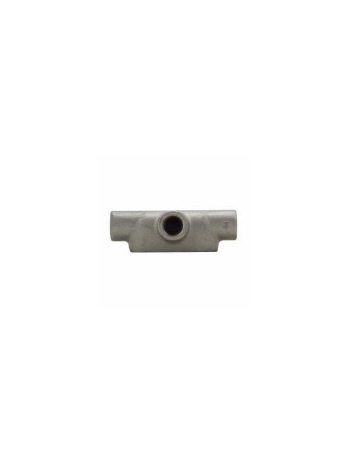 Crouse-Hinds Series T67 2 Inch Iron Alloy Form7 Type T Threaded Rigid Conduit Body