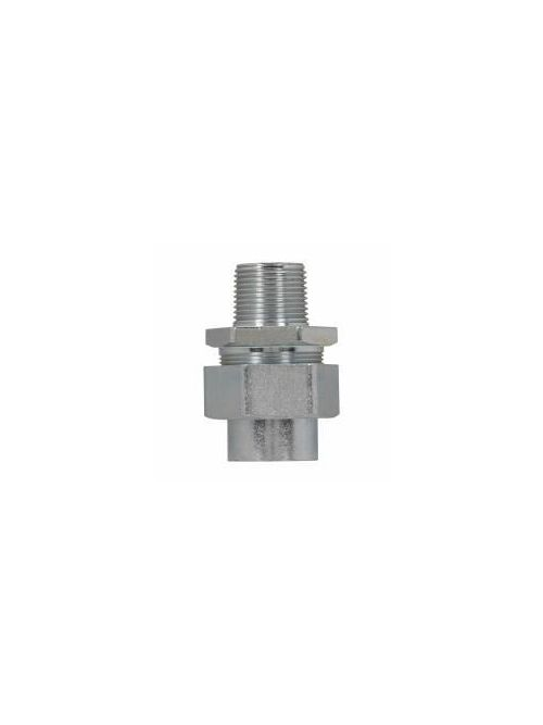 Crouse-Hinds Series UNY805 3 Inch Iron Alloy Male Conduit Union