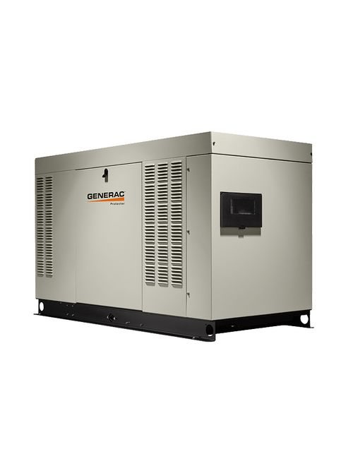 Generac RG03624GNAX Protector Series 36 Kw 120/208 Volt 2.4 L 3 Phase Natural Gas Engine Aluminum Enclosure Generator