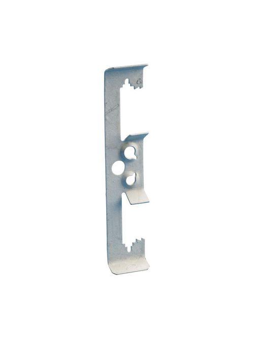 """Caddy 4Z34 1/4"""" Steel Multi-Function Clip"""