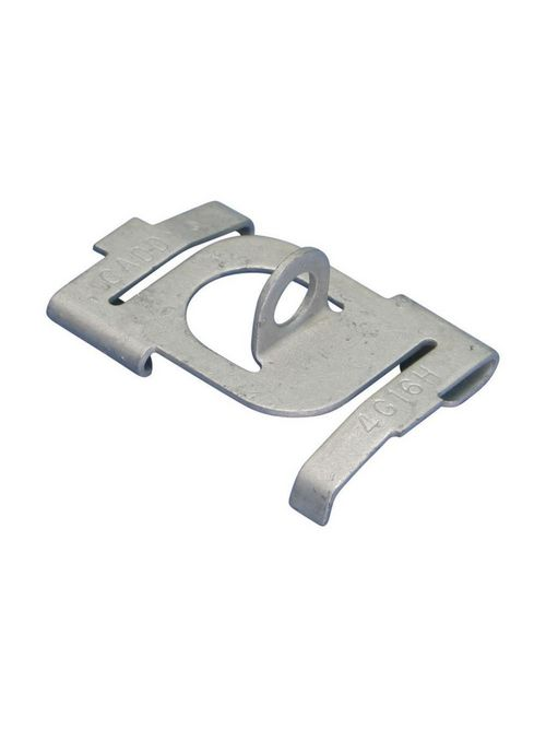 Caddy 4G16H 15/16 Inch Steel T-Bar to Electrical Fixture Twist Clip