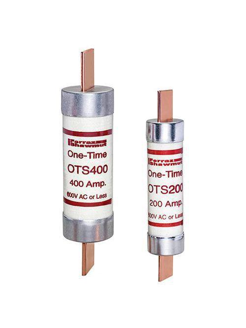 Ferraz Shawmut OTS25 13/16 x 5 Inch 25 Amp 600 Volt Class K5 General Purpose Fuse