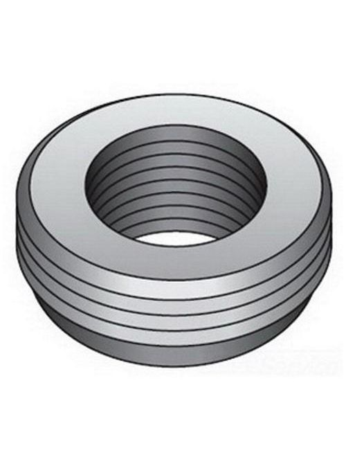 O-Z/Gedney RB-336 2-1/2 to 2 Inch Malleable Iron NPT Reducing Bushing