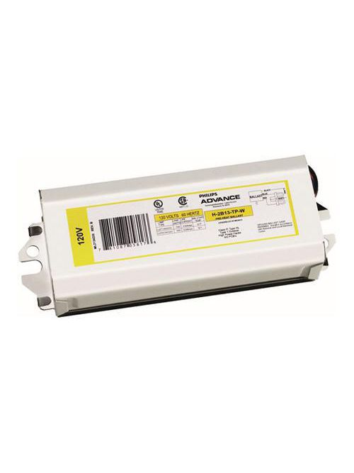 Advance H2B13TPBLSM 120 Volt 2-Lamp 13 W 2-Pin Magnetic Ballast