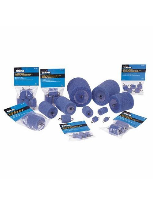 Ideal Industries 31-320 1-1/2 Inch Durable Foam Blower/Vacuum System Conduit Carrier