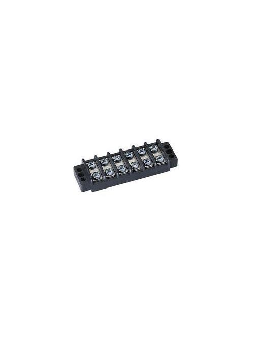 Ideal Industries 89-306 22 to 14 AWG 20 Amp 150 Volt 6-Circuit Terminal Strip