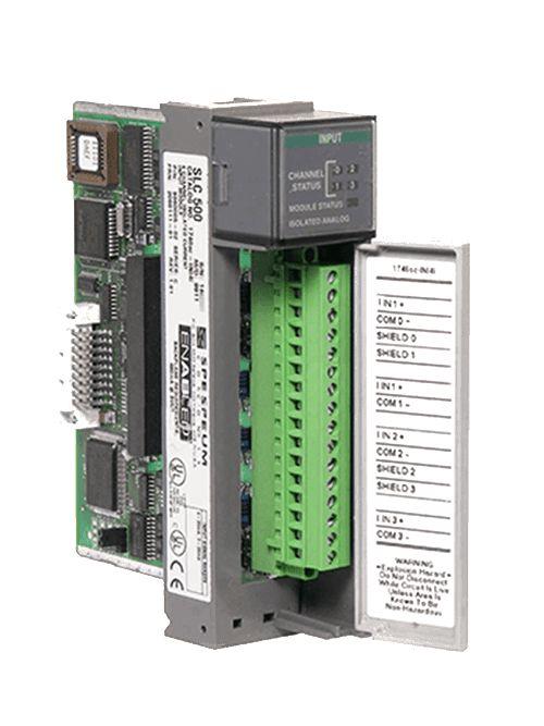 SCI 1746SC-INI4Vi SLC500 4-CHNL ISO