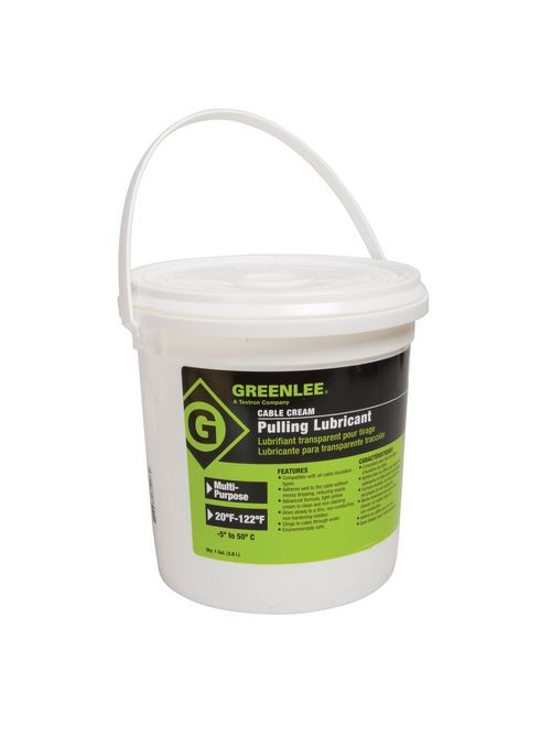 Greenlee CRM-1 Non-Hazardous 1 Gallon Cable Pulling Lubricant