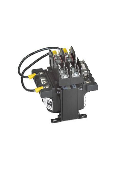 HEVI-DUTY E1000 1000VA 480 TO120VOLT WITH PRIMARY AND SECONDARYFUSE BLOCK