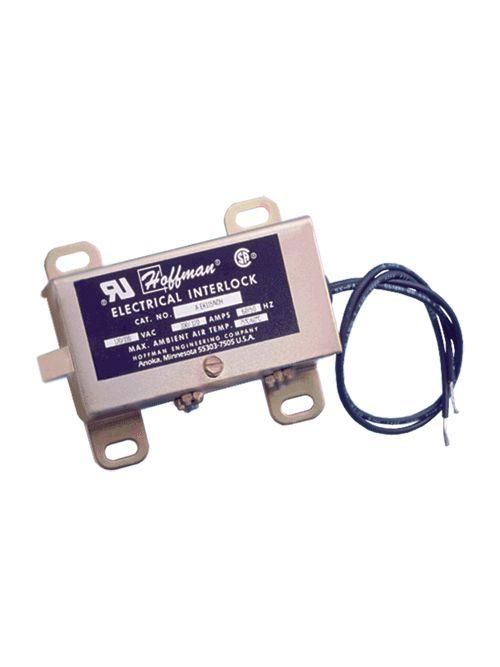 Hoffman PEK115NDH 0.1 Amp 120 Volt Steel Electrical? Interlock