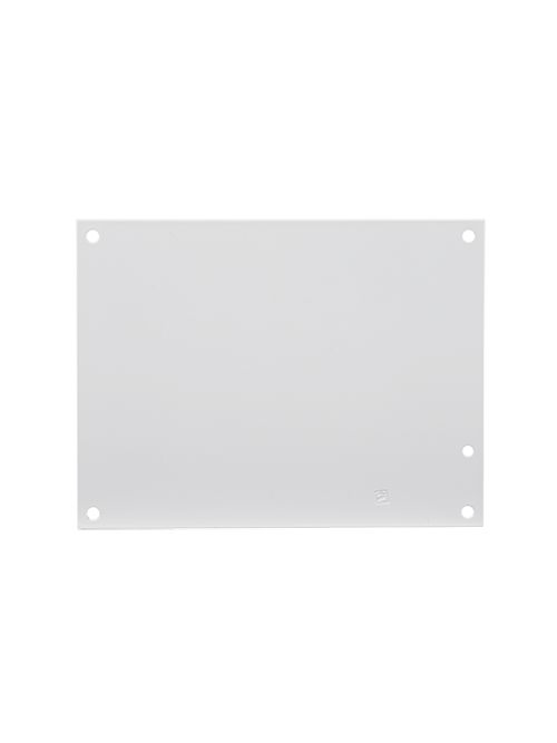 Hoffman A12N12P 10.25 x 10.25 Inch Steel Enclosure Panel