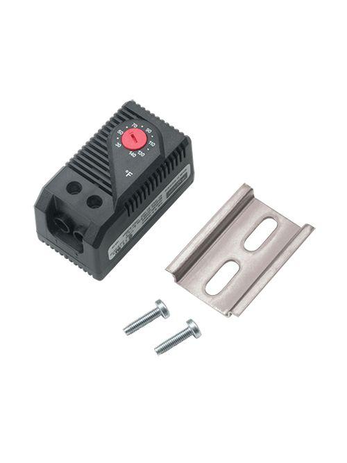 Hoffman ATEMNC 120/250 VAC NC Heater Temperature Control Switch