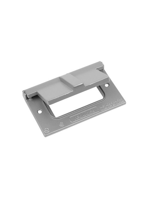 Red Dot CCG Dry-Tite GFCI Horizontal Device Mount Cover