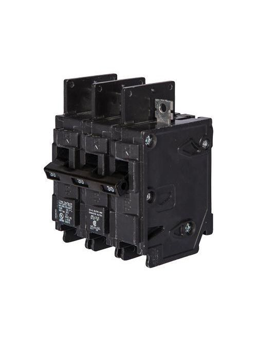 Siemens Industry BQ3B090 3-Pole 90 Amp 240 VAC 10 kA Molded Case Circuit Breaker
