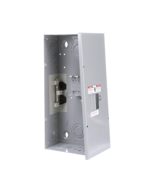 Siemens Industry EB3100S 7-1/8 x 4-1/4 x 17-1/8 Inch 15 to 100 Amp 3 Circuit NEMA 1 Surface Enclosure