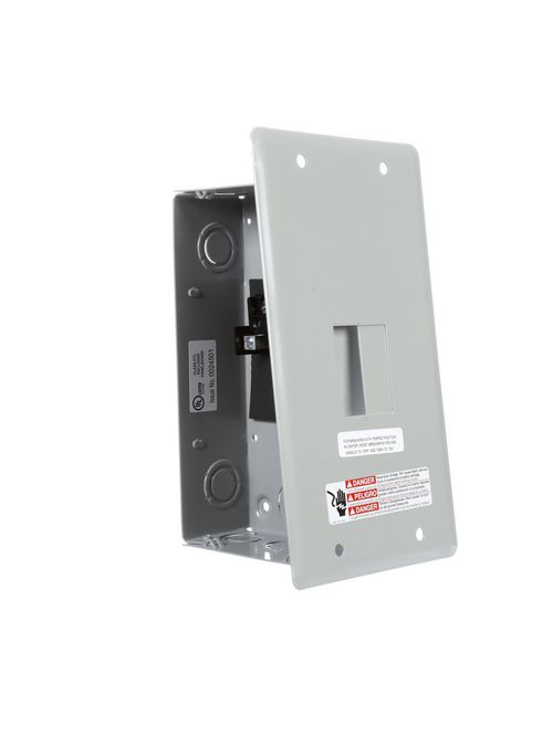 Siemens Industry E0204ML1060F 120/240 VAC 60 Amp 1-Phase 3-Wire NEMA 1 Main Lug Load Center