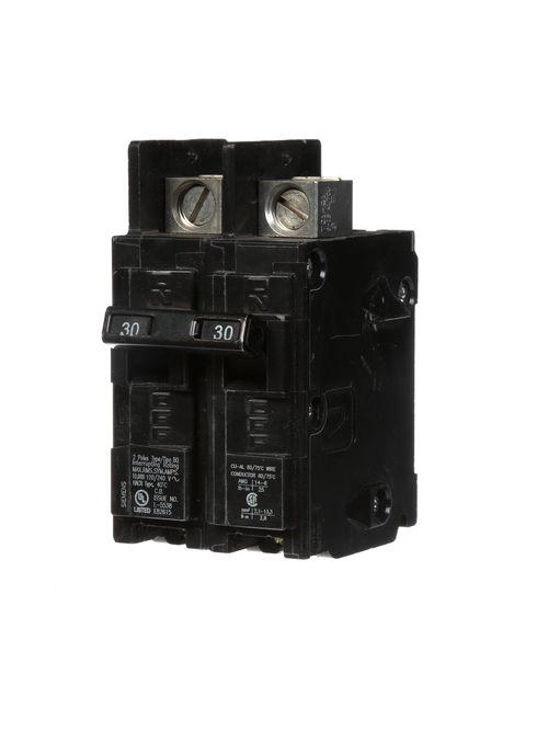 S-A BQ2B030L BRKR BQ 2P 120/240V 30