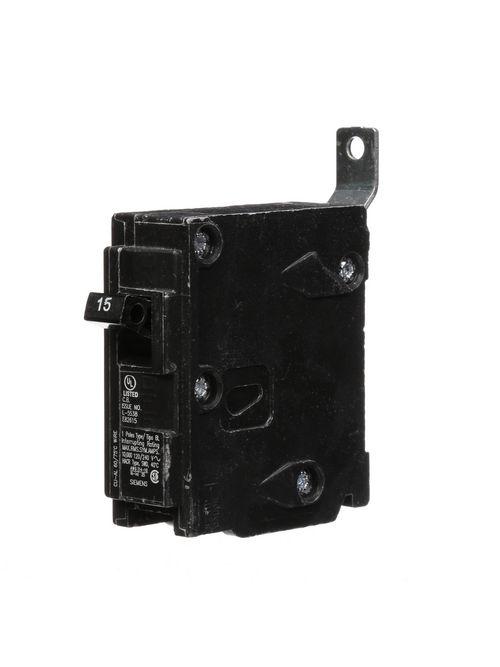 Siemens Industry B115 1-Pole 15 Amp 120 Volt 10 K Circuit Breaker