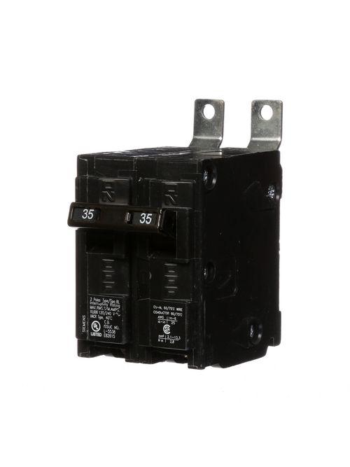 Siemens Industry B235 2-Pole 35 Amp 120/240 Volt 10 K Circuit Breaker