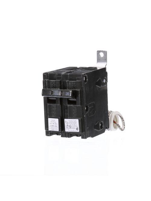 Siemens Industry B12000S01 1-Pole 20 Amp 120 Volt Circuit Breaker with 120 Volt Shunt Trip