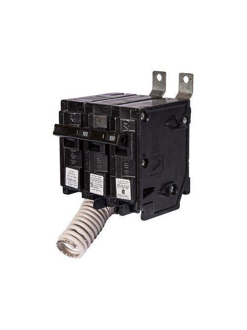 Siemens Industry B23000S01 2-Pole 30 Amp 120/240 Volt Circuit Breaker with 120 Volt Shunt Trip