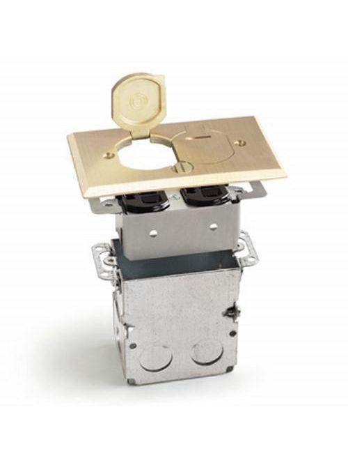 Lew Electrical Fittings Company SWB-2-LR Switchbox