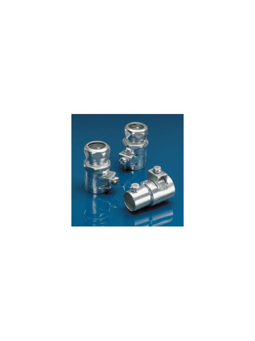 Crouse-Hinds Series 422 1 Inch Steel Set Screw EMT to Rigid Conduit Combination Coupling