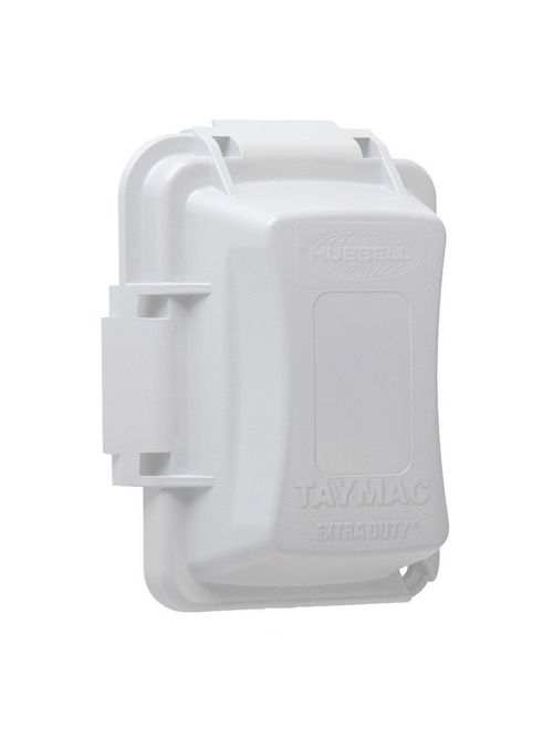 RACO MM420W 1G 16in1 IN-USE COVER W