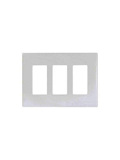 EWD PJS263W Wallplate 3G Deco Screw