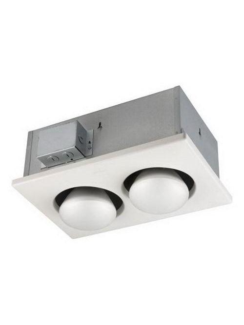 Broan 9422P 4.6 Amp 120 Volt 15-5/8 x 10-1/4 Inch Grille 500 W Heater