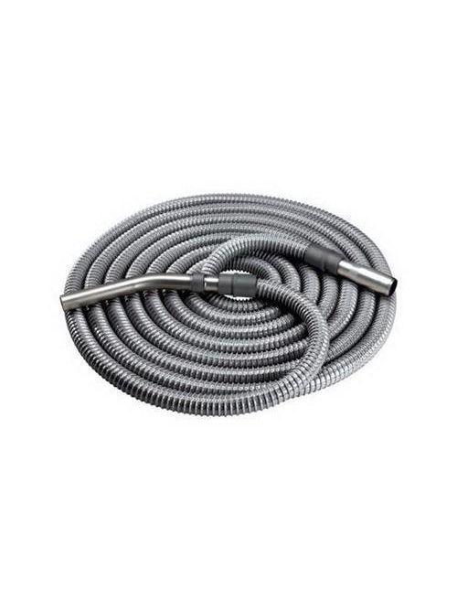 Broan 372 32 Foot x 1.5 Inch Dark Gray Vinyl Central Vacuum System Crushproof Hose