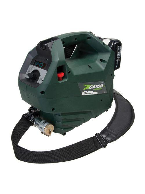 Greenlee EHP700L11 18 Volt 10000 PSI 2-Stage Fiberglass Reinforced Polyamide Battery Powered Hydraulic Power Pump