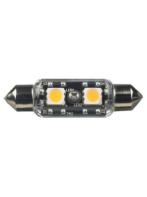 Sea Gull Lighting 96116S-32 12 Volt 0.6556 W Clear Festoon T3 LED Lamp