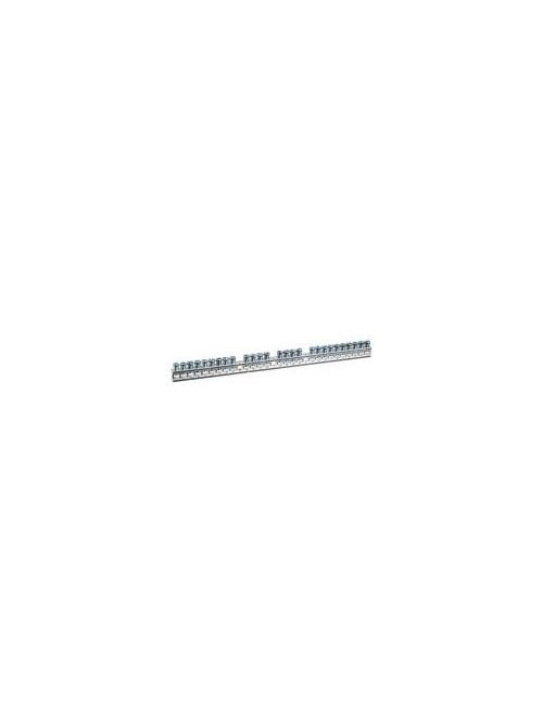 Square D PK27GTA 9.36 Inch 14 to 4/12 to 4 AWG Copper/Aluminum 27-Terminal Load Center Ground Bar Kit