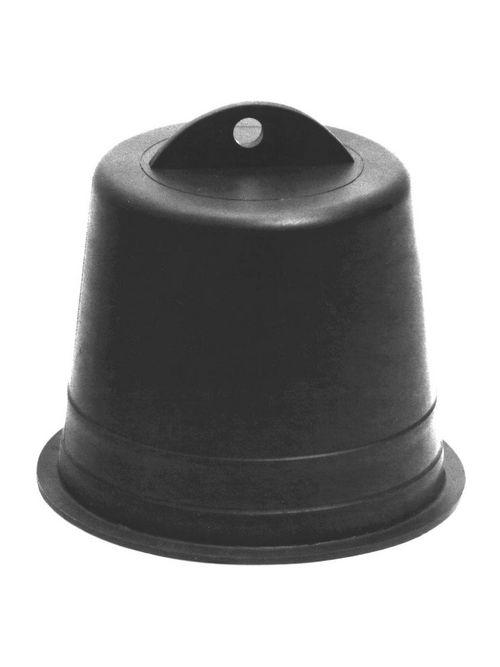 """Carlon P258NT 4"""" Polyethylene Plug w/ Pull Tab, Sch40/80"""