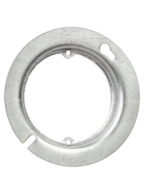 Steel City 54-C-3 4 Inch Round 5/8 Inch Raised Steel Cover