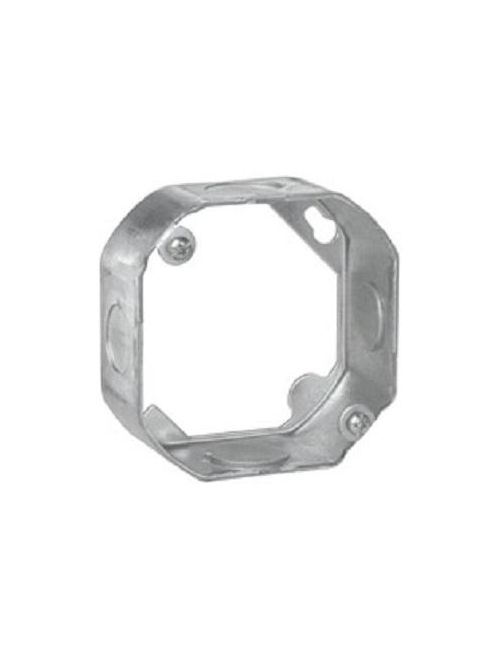 Crouse-Hinds Series TP290 4 x 2-1/8 Inch Steel Octagon Outlet Box
