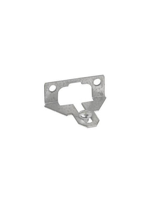 Crouse-Hinds Series TP902 Steel 2-Screw Outlet Box Mounting Ear