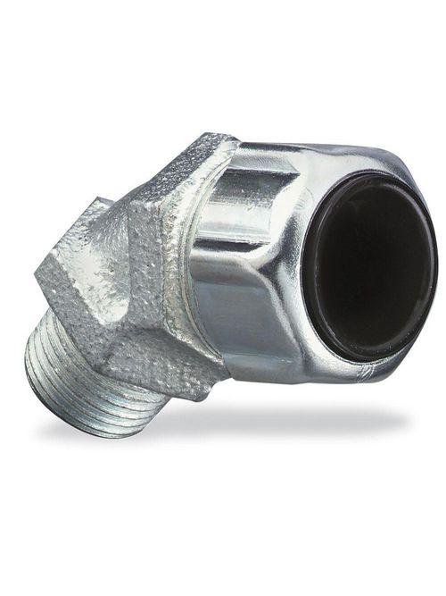 Thomas & Betts 4931 45 Degree Liquidtight Strain Relief Connector