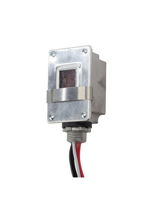 Tork 2117 120 VAC 3000 W Tungsten SPST Thermal Lighting Photocontrol
