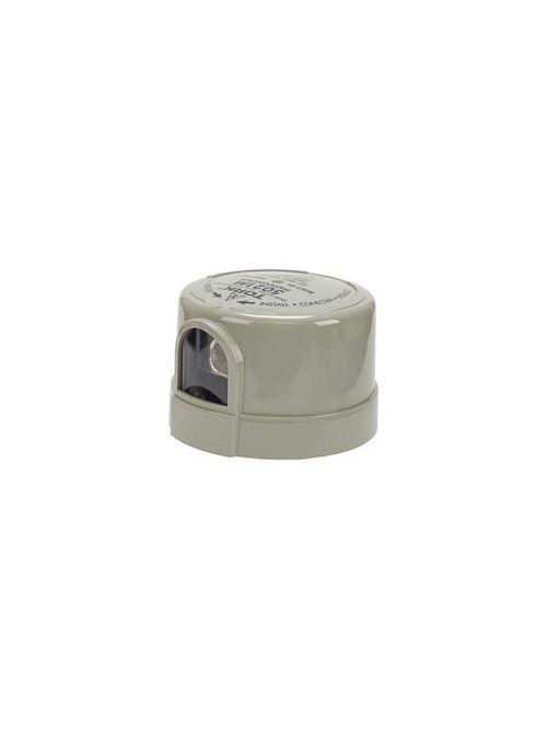 Tork 5021M 105/130 VAC 2000 W Tungsten Gray Surge Arrester Photocontrol