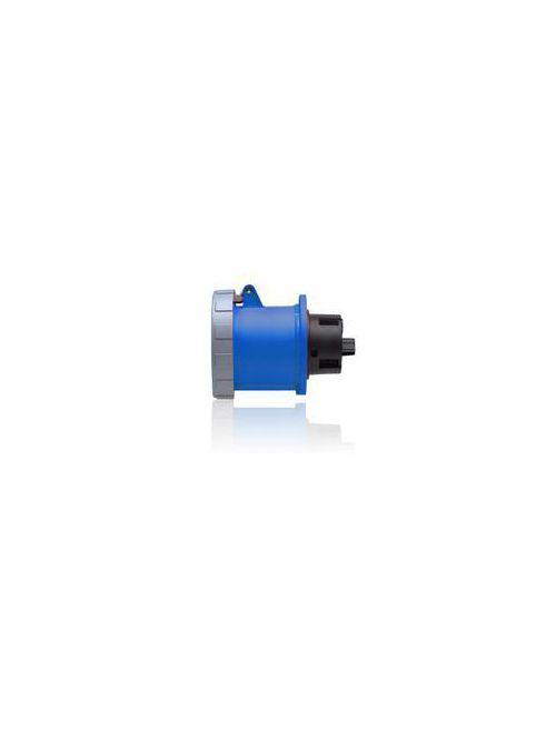 LEV 3100R6W REC WATERTIGHT PIN/SLEV